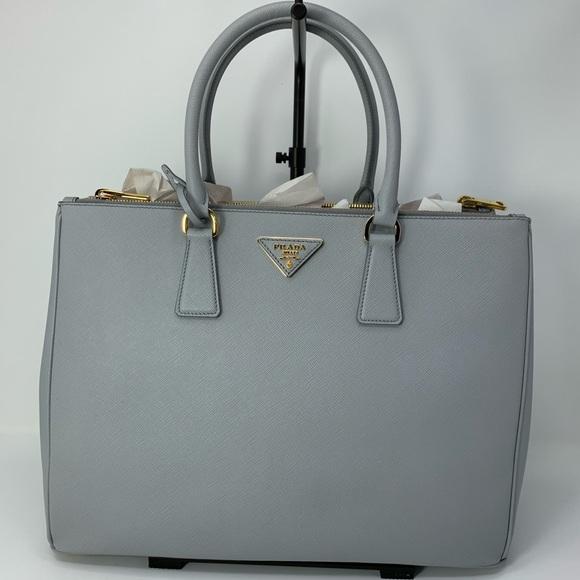 Prada Lux Granito Saffiano Leather Satchel 56f2fe848f022